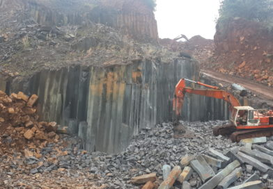 Basalt material 3