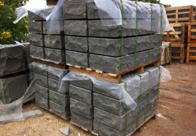 Basalt stair stone 4