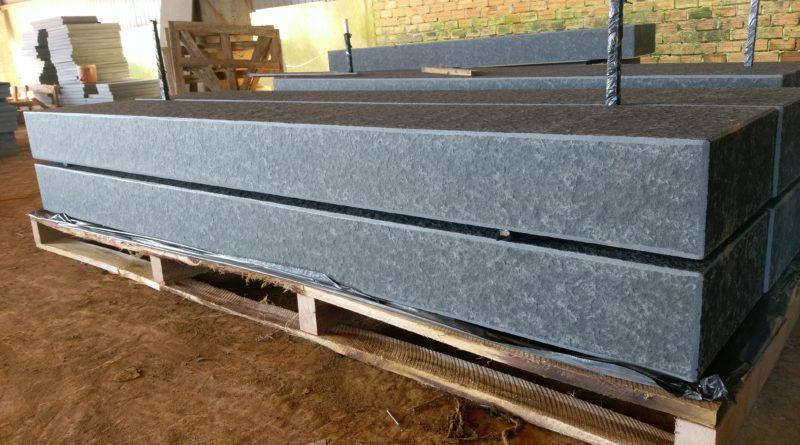Basalt stair stone 6
